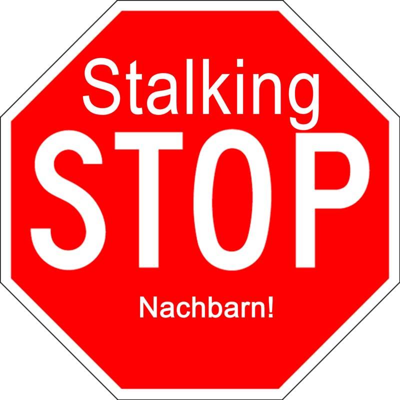 Stop Stalking